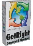 ������ ����� GetRight Professional